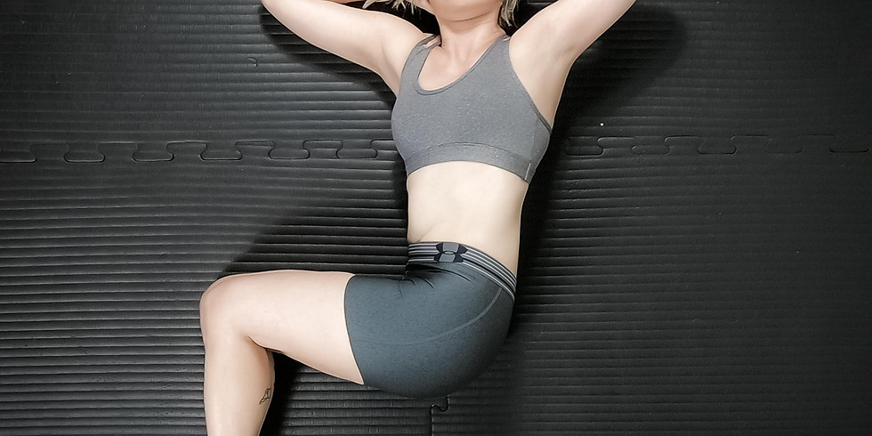 Pilates na Escoliose - On line