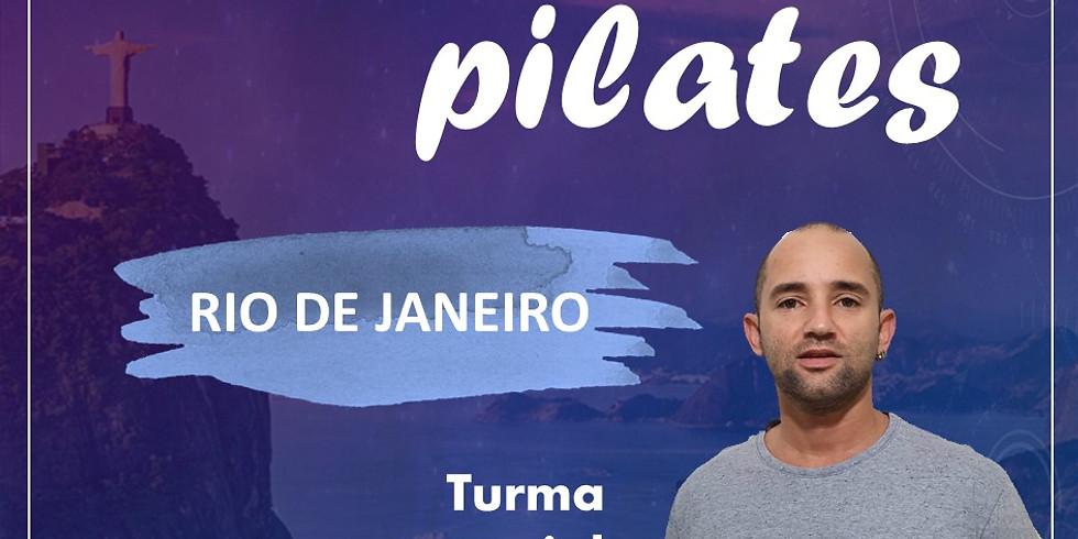 Curso de Capacitação Profissional em Pilates Rio de Janeiro