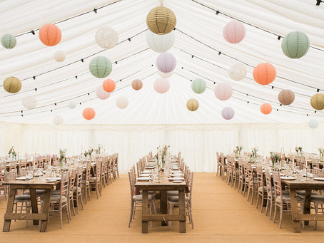 Late Availability Weddings - see how we created this beautiful wedding in just 3 weeks