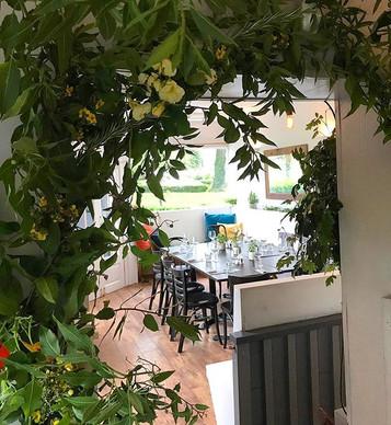 LeftField tiny dining room set for Ben &