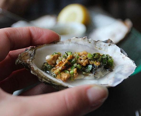 Date night_ We've got Loch Fyne Oysters