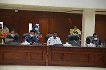 Rapat Bersama Anggota DPRD Provmal