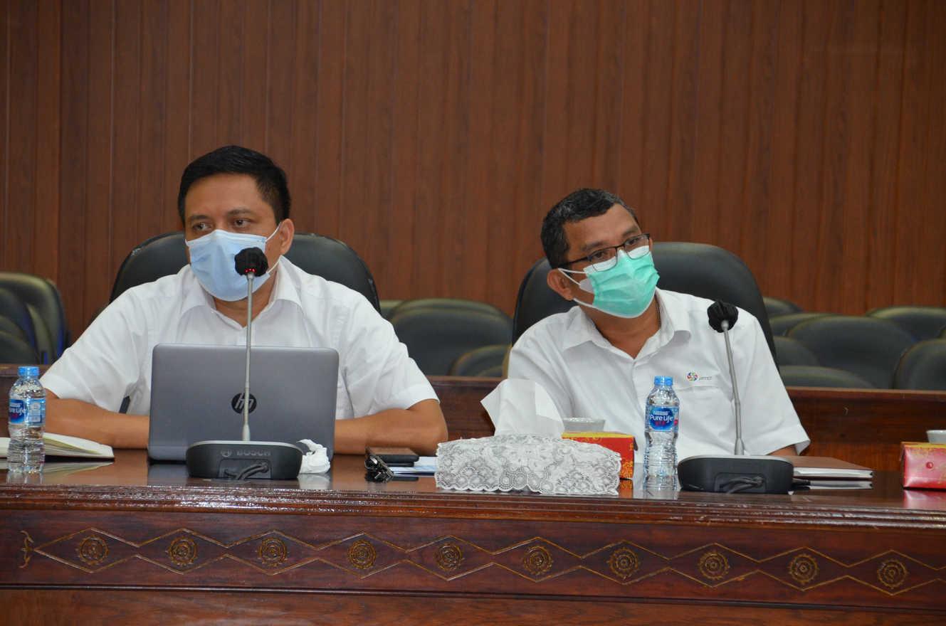 Rapat Komisi II Bersama PT. Pertamina