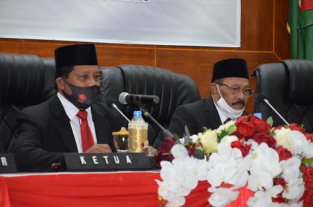 Ketua & Wakil Ketua DPRD Provinsi Maluku