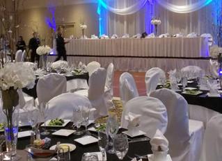 A Winter Fairy Tale Wedding