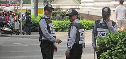 SMS SECURITY GUARDS THAILAND