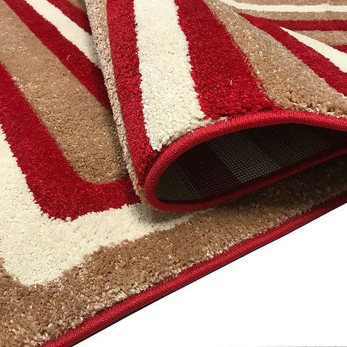 Red Modern Siloso 120x170cm