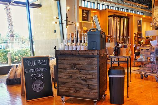 Cold Brew Cart. Orlando, FL