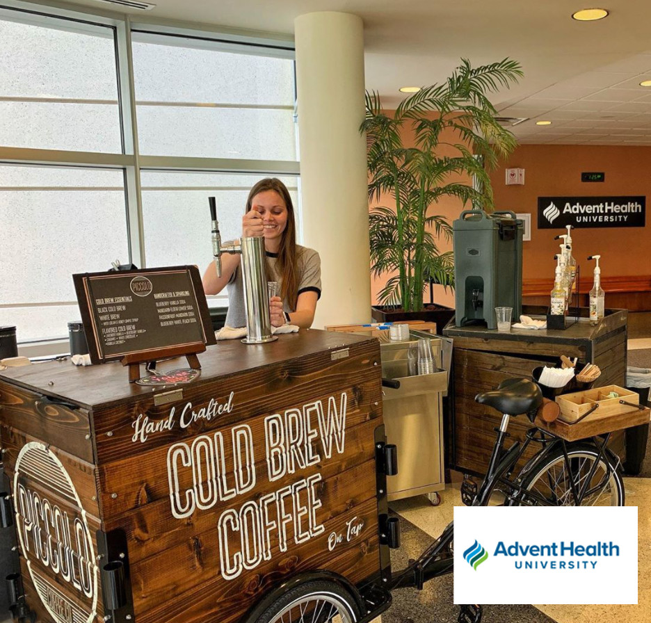 Cold Brew Trike Advent Health University