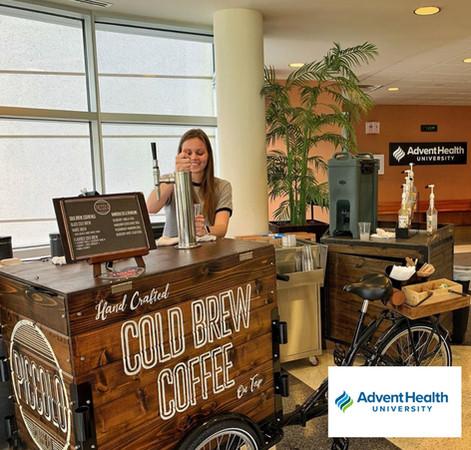 Cold Brew Trike Advent Health University