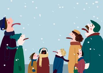 Den første snøen