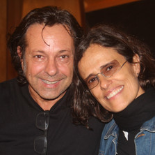 Edu Aguiar e Zélia Duncan