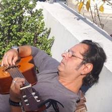 Edu Aguiar em Montevideo