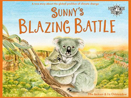 Sunny's Blazing Battle