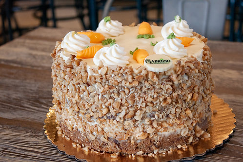 Carrot Cake - 2 Layer