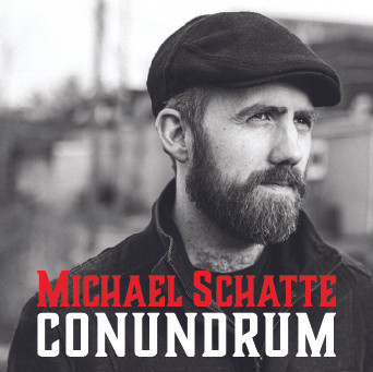 INVENTIVE GUITARIST/SONGWRITER MICHAEL SCHATTE TO RELEASE CONUNDRUM