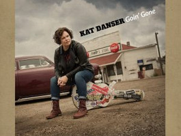 Canadian Blues Artist Kat Danser Releases Goin' Gone 10/12
