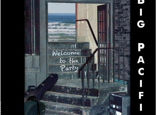 West Coast Blues Band Big Pacific Set To Release Welcome To The Party