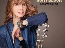 """Rory Block Debuts New """"Power Women of the Blues"""" Album Series with Bessie Smith Tribute CD, A Woman'"""