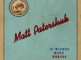 Masterful Canadian Songwriter Matt Patershuk to Release If Wishes Were Horses on November 1
