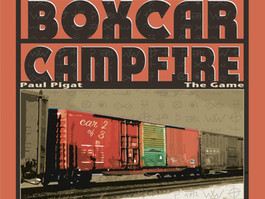 The Game, Paul Pigat's Second in the Boxcar Campfire Trilogy to be Released March 22nd