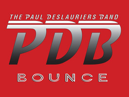 Canadian Blues-Rock Power Trio  The Paul DesLauriers Band Release Bounce on May 31
