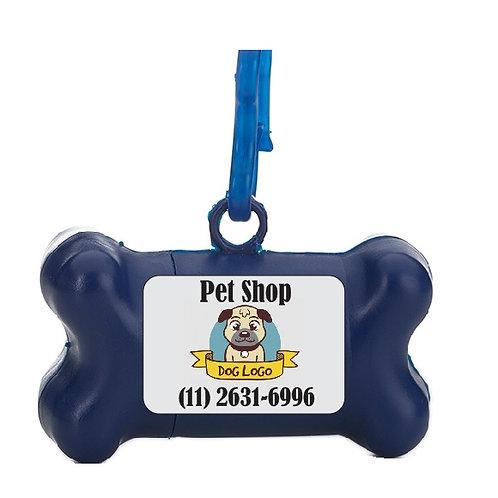 Kit saquinho coletor para cachorro Personalizado