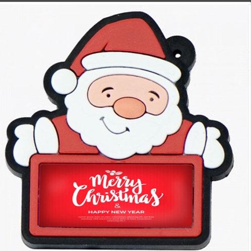 Imã de geladeira - Personalizado Natal