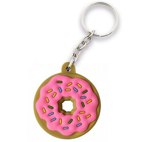 Chaveiro Redondo Donuts