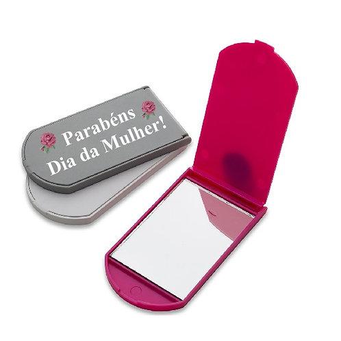 Espelho Personalizado de Bolsa  - Para Presentear