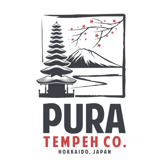 Pura Tempeh Logo