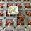 Thumbnail: Mini Presépio folheado a ouro com logo personalizado