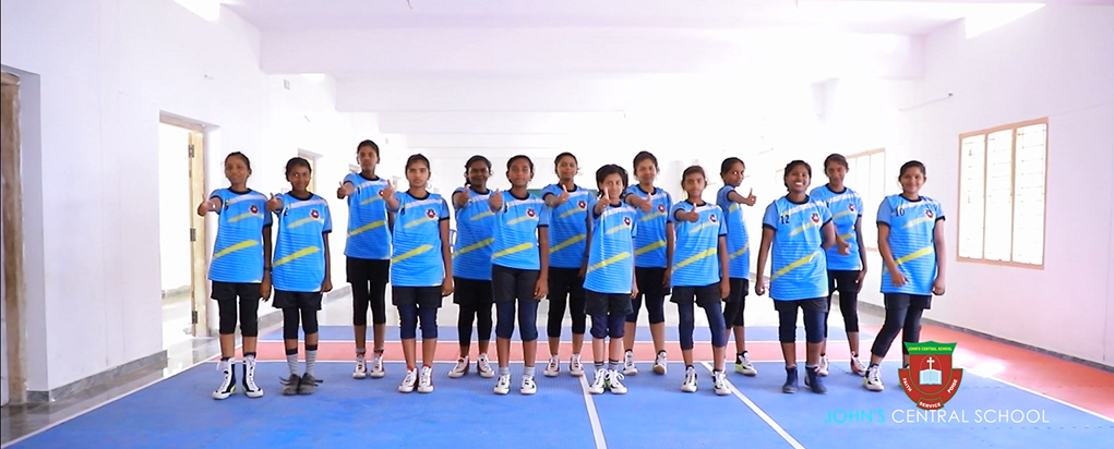 Loud Proud Kabaddi Girls Team