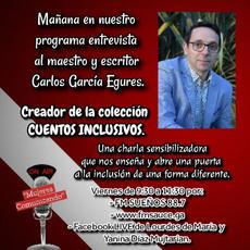 Entrevista Radio FM Sueños 88.7 Sauce Canelones