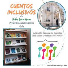 Cuentos Inclusivos en la Institución Nacional de DDHH