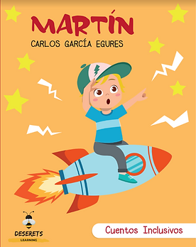 Martín Cuento Inclusivo Digital Ebook