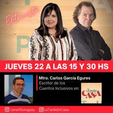 Entrevista en Canal 10