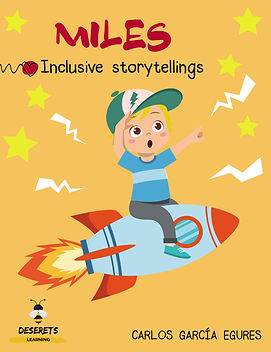 Miles: inclusive storytelling