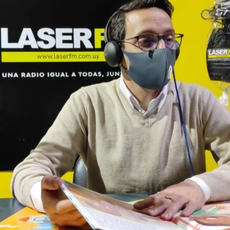 Entrevista Radio Laser FM Punta del Este