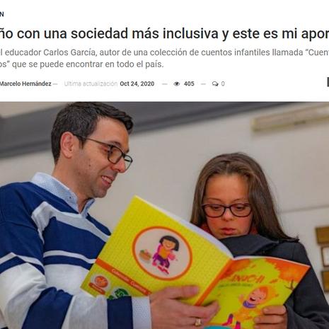 Entrevista en La República