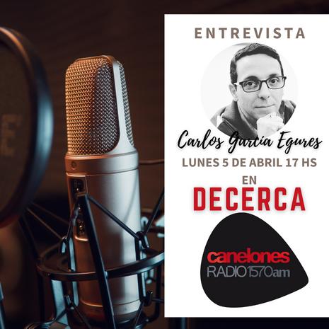 Entrevista Radio Canelones AM 1570