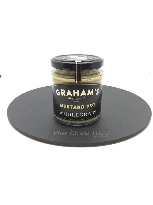 Graham's Wholegrain Mustard 190g