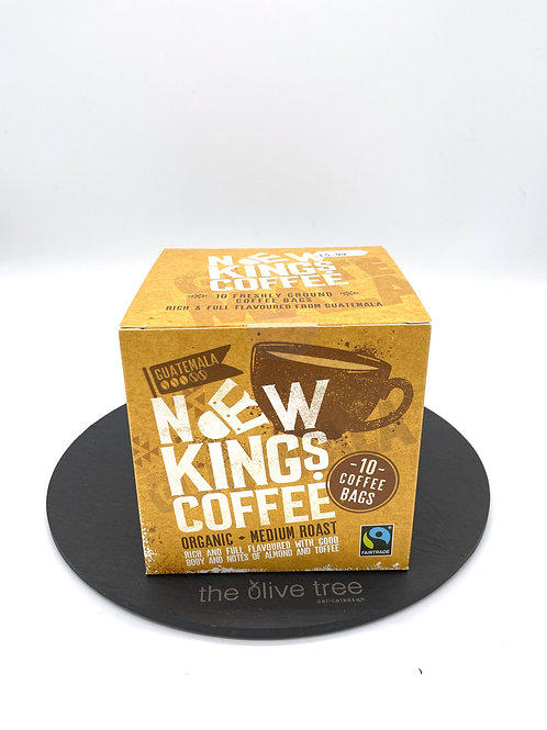 New Kings Coffee - Medium Roast x10