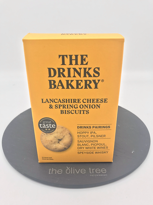 "The Drinks Bakery ""Lancashire Biscuits"" 110g"