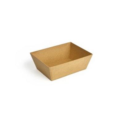 Small Cardboard Tray (Manilla)
