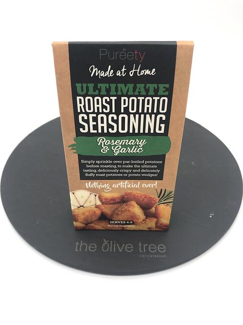 Ultimate Roast Potato Seasoning - Rosemary & Garlic - 40g