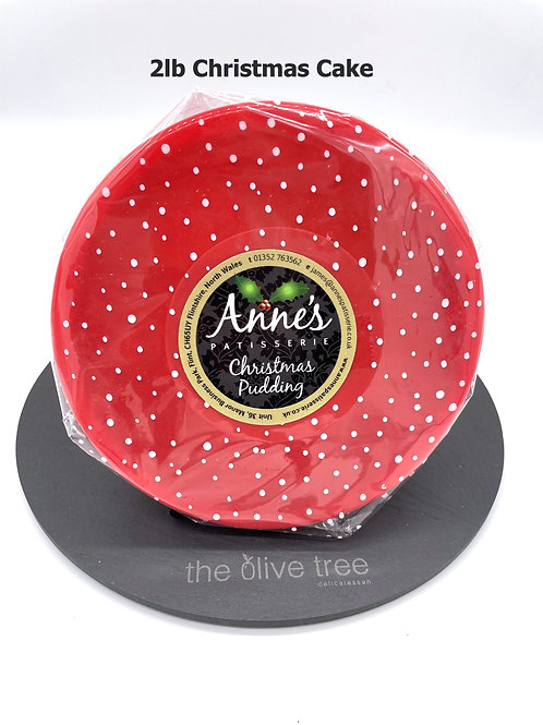 Anne's Patisserie - Christmas Pudding 200g