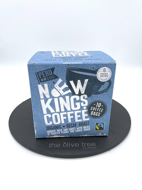 New Kings Coffee - Decaf Roast x10
