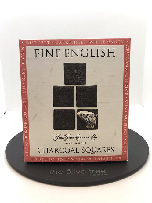 Fine English Charcoal Squares