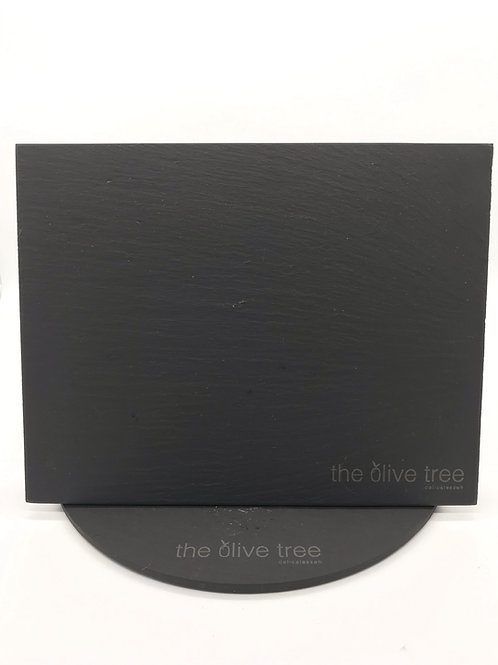 Olive Tree Slate Board